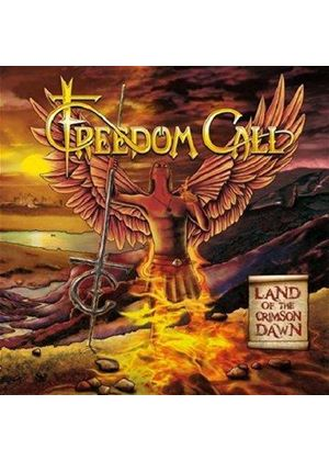 Freedom Call - Land of the Crimson Dawn (Music CD)