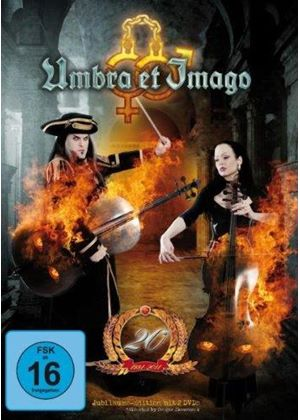 Umbra et Imago - 20 (+2DVD) (Music CD)