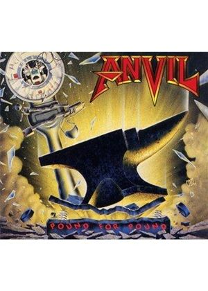 Anvil - Pound for Pound (Music CD)