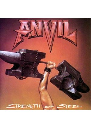 Anvil - Strength of Steel (Music CD)