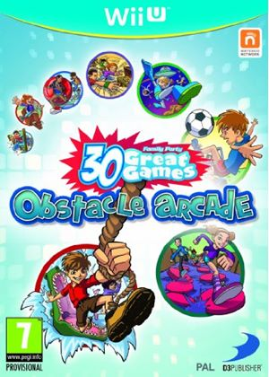 Family Party : 30 Great Games Obstacle Arcade (Wii U)