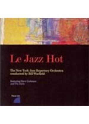 New York Repertory Jazz Orchestra - Le Jazz Hot (Music CD)