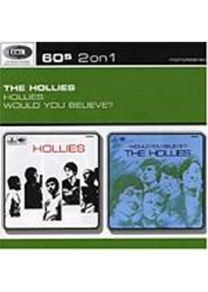 The Hollies - Hollies/Would You Believe (Music CD)