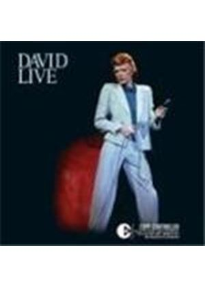 David Bowie - DAVID LIVE 2CD