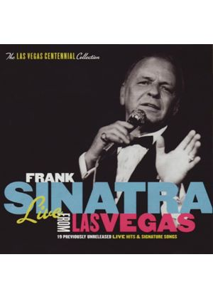 Frank Sinatra - Live From Las Vegas (Music CD)