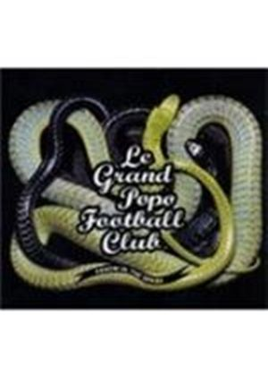 Grand Popo Football Club - Venom In the Grass (Music CD)