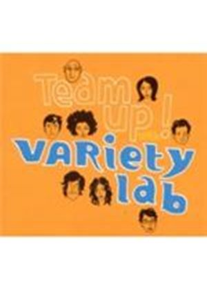 Variety Lab - Team Up (Music CD)