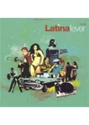 Various Artists - Latina Fever Vol.4 (Music CD)