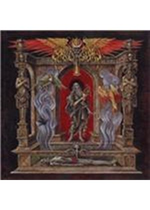 Nightbringer - Hierophany of the Open Grave (Music CD)