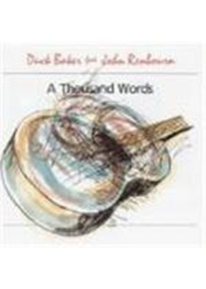 Duck Baker & John Renbourn - Thousand Words, A