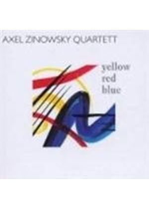 Axel Zinowsky Quartet - Yellow Red Blue