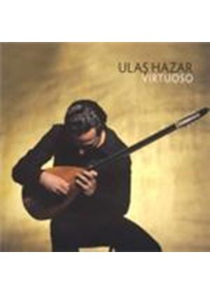Ulas Hazar - Virtuoso (Music CD)