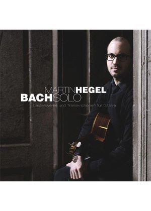 Bach Solo (Music CD)