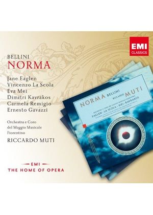 Bellini: Norma (Music CD)