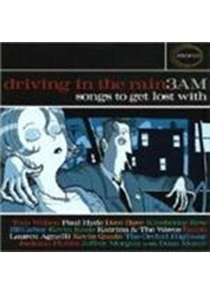 Various Artists - driving In The Rain 3am