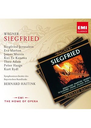Wagner: Siegfried (Music CD)