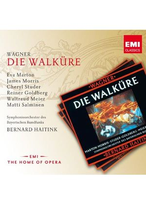Wagner: Die Walküre (Music CD)