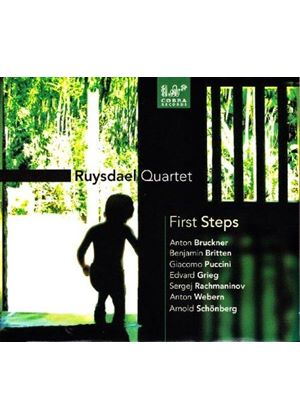 First Steps (Music CD)