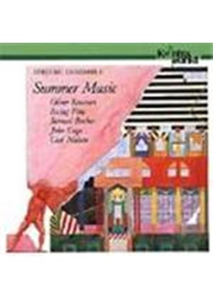 Summer Music - Works for Wind Instruments