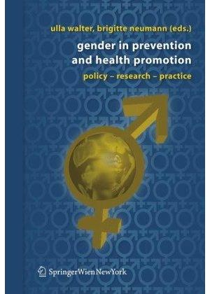 Gender In Prevention And Health Promotion