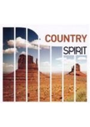 Various Artists - Spirit Of Country (Music CD)
