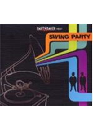 Various Artists - Swing Party (Bart & Baker Present) (Music CD)