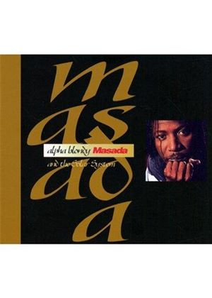 Alpha Blondy - Masada (Music CD)