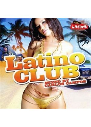 DJ Carlos Campos - Latino Club (2CD) (Music CD)