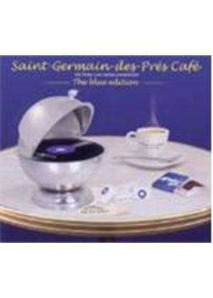 Various Artists - Saint Germain Cafe (Music CD)