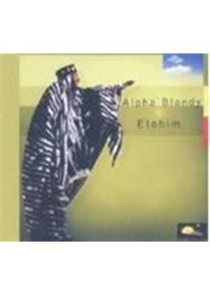 Alpha Blondy - Elohim (Music CD)