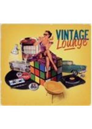 Various Artists - Vintage Lounge (Music CD)