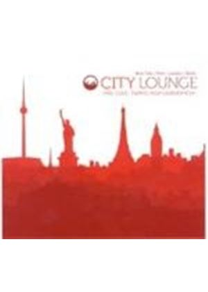 Various Artists - City Lounge Vol.8 (Music CD)
