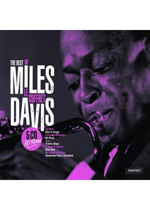 Miles Davis - Best of Miles Davis [Wagram] (Music CD)