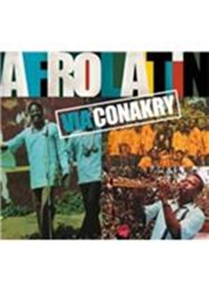 Various Artists - Afrolatin - Via Conakry (2CD) (Music CD)