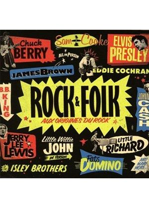 Various Artists - Rock & Folk (The Roots of Rock) (Music CD)
