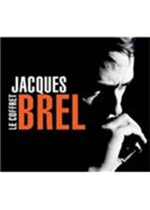 Jacques Brel - Box Set (Music CD)