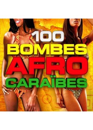 Various Artists - 100 Afro Caribbean Hits (Music CD)