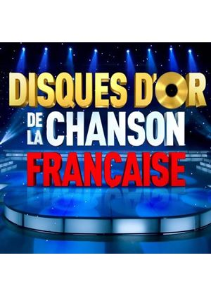 Various Artists - Disques D'Or de la Chanson Francaise (Music CD)