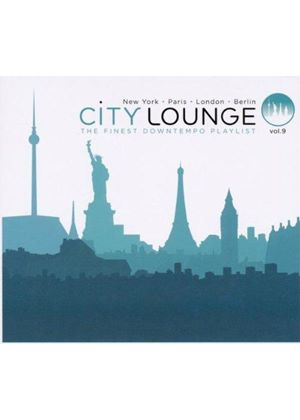 Various Artists - City Lounge (Music CD)