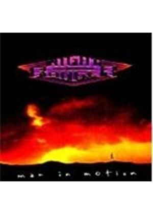 Night Ranger - Man In Motion (Music CD)