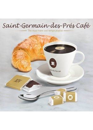 Various Artists - Saint Germain Cafe,  Vol. 14 (Music CD)