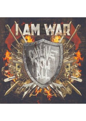 I Am War - Outlive You All (Music CD)