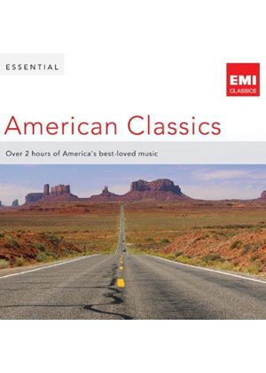 Essential American Classics (Music CD)