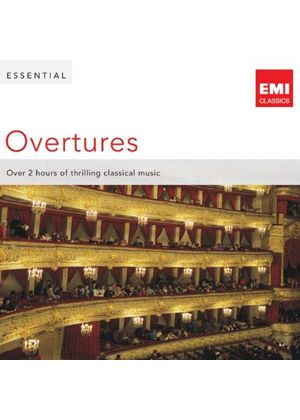 Essential Overtures (Music CD)