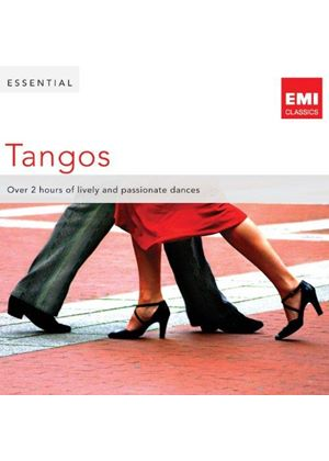 Various Artists - Essential Tangos (Music CD)