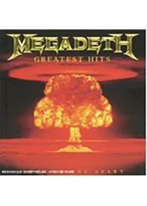Megadeth - Greatest Hits: Back To The Start [Limited Edition CD & DVD] (Music CD)