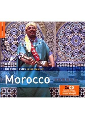 Various Artists - Rough Guide to Morocco [Second Edition] (Music CD)