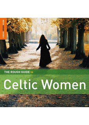 Various Artists - Rough Guide to Celtic Women (Music CD)