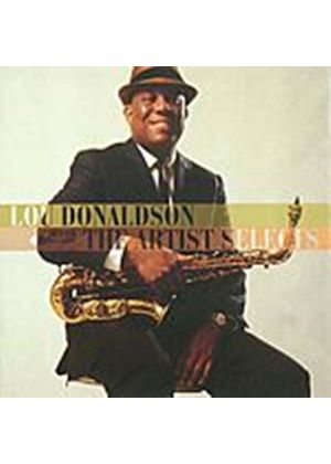 Lou Donaldson - The Artist Selects (Music CD)