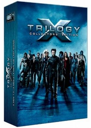X-men Trilogy - X-men / X-men 2 / X-men - The Last Stand (Tin Box Set)